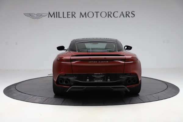 Used 2019 Aston Martin DBS Superleggera Coupe for sale $255,990 at Maserati of Greenwich in Greenwich CT 06830 6