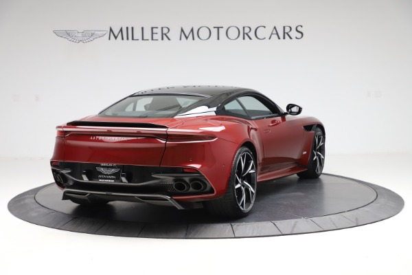 Used 2019 Aston Martin DBS Superleggera Coupe for sale $255,990 at Maserati of Greenwich in Greenwich CT 06830 7