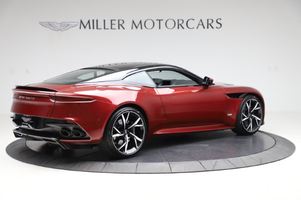 Used 2019 Aston Martin DBS Superleggera Coupe for sale $255,990 at Maserati of Greenwich in Greenwich CT 06830 8