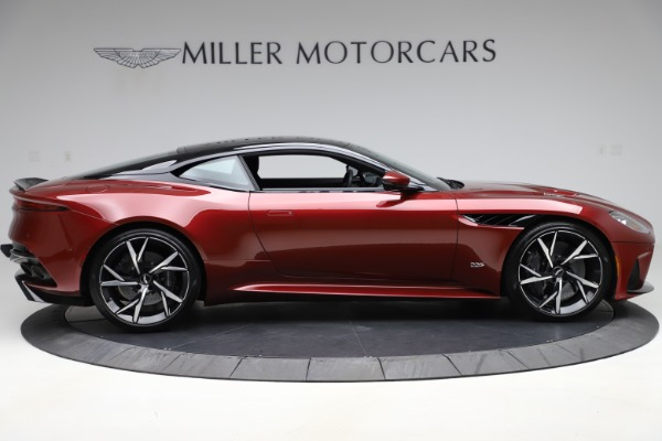 Used 2019 Aston Martin DBS Superleggera Coupe for sale $255,990 at Maserati of Greenwich in Greenwich CT 06830 9