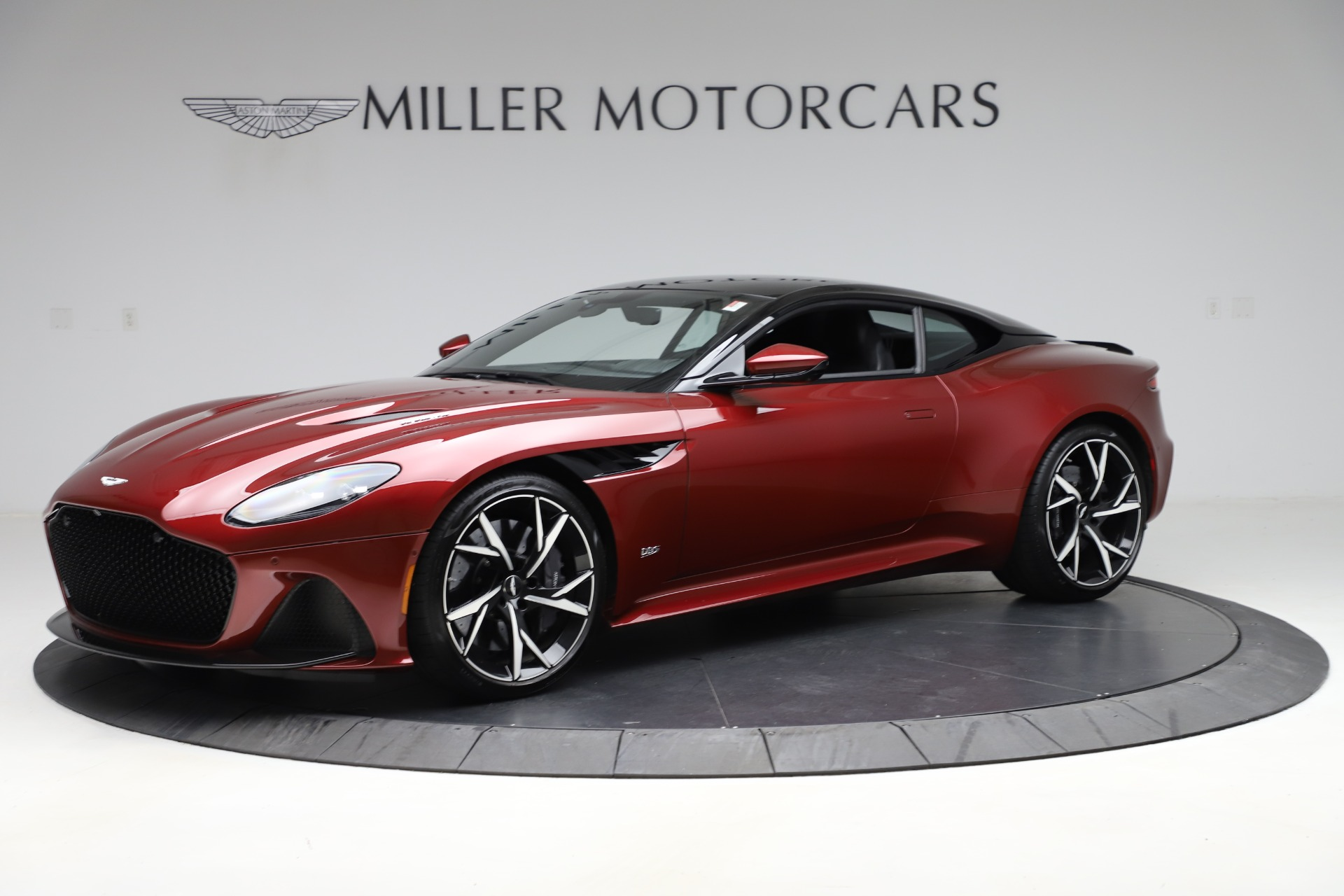 Used 2019 Aston Martin DBS Superleggera Coupe for sale $255,990 at Maserati of Greenwich in Greenwich CT 06830 1