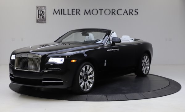 Used 2016 Rolls-Royce Dawn for sale $239,900 at Maserati of Greenwich in Greenwich CT 06830 1