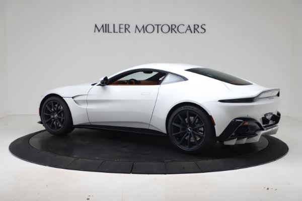 New 2020 Aston Martin Vantage Coupe for sale $190,259 at Maserati of Greenwich in Greenwich CT 06830 10