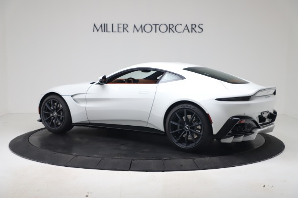 New 2020 Aston Martin Vantage Coupe for sale $190,259 at Maserati of Greenwich in Greenwich CT 06830 11
