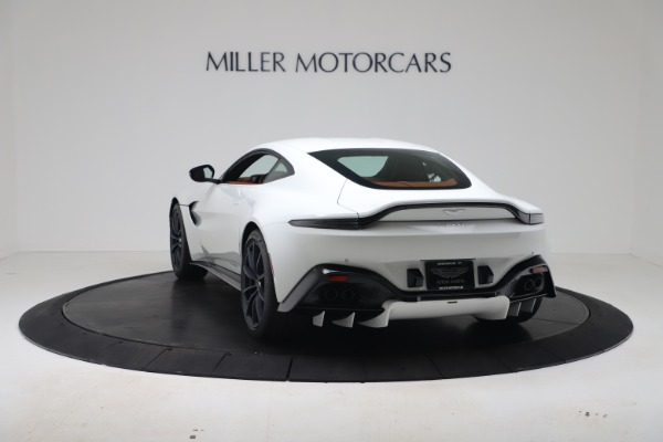 New 2020 Aston Martin Vantage Coupe for sale $190,259 at Maserati of Greenwich in Greenwich CT 06830 12