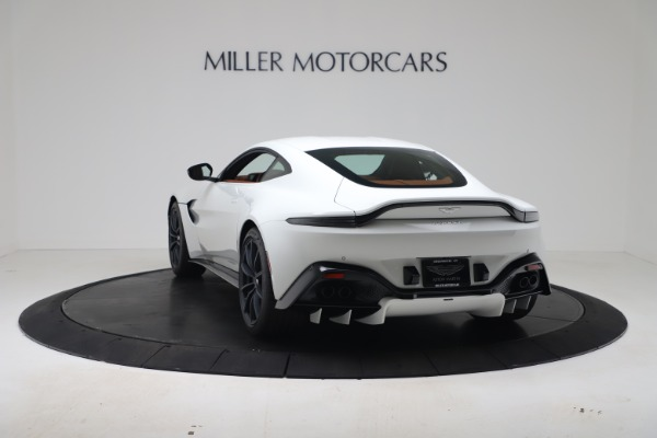 New 2020 Aston Martin Vantage Coupe for sale $190,259 at Maserati of Greenwich in Greenwich CT 06830 13