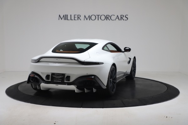New 2020 Aston Martin Vantage Coupe for sale $190,259 at Maserati of Greenwich in Greenwich CT 06830 16