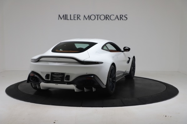 New 2020 Aston Martin Vantage Coupe for sale $190,259 at Maserati of Greenwich in Greenwich CT 06830 17