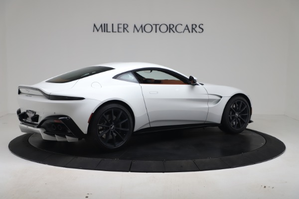 New 2020 Aston Martin Vantage Coupe for sale $190,259 at Maserati of Greenwich in Greenwich CT 06830 19
