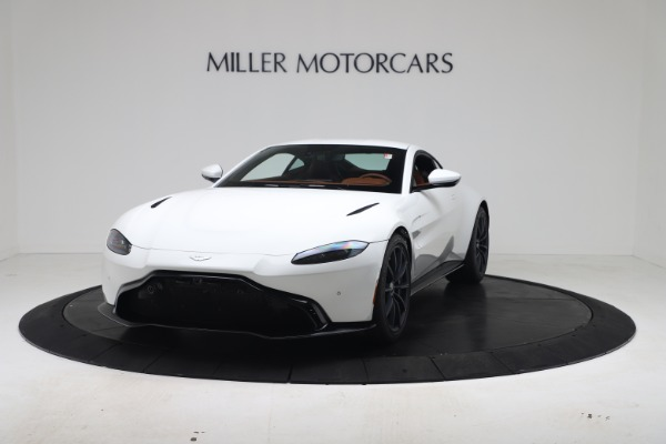 New 2020 Aston Martin Vantage Coupe for sale $190,259 at Maserati of Greenwich in Greenwich CT 06830 2