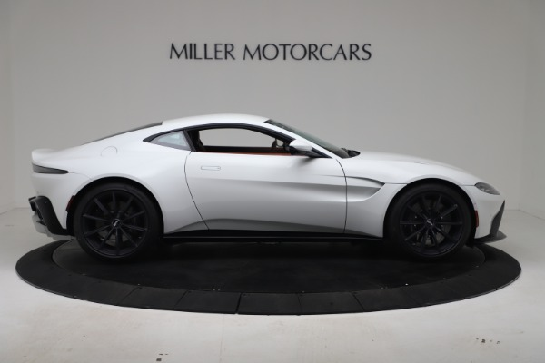 New 2020 Aston Martin Vantage Coupe for sale $190,259 at Maserati of Greenwich in Greenwich CT 06830 20