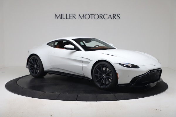 New 2020 Aston Martin Vantage Coupe for sale $190,259 at Maserati of Greenwich in Greenwich CT 06830 22