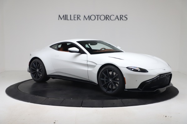 New 2020 Aston Martin Vantage Coupe for sale $190,259 at Maserati of Greenwich in Greenwich CT 06830 23