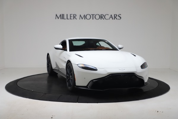 New 2020 Aston Martin Vantage Coupe for sale $190,259 at Maserati of Greenwich in Greenwich CT 06830 24