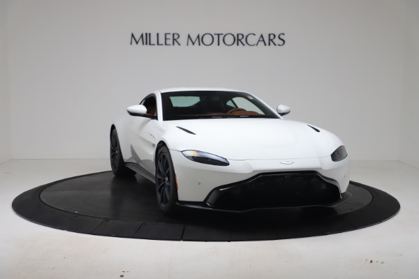 New 2020 Aston Martin Vantage Coupe for sale $190,259 at Maserati of Greenwich in Greenwich CT 06830 25