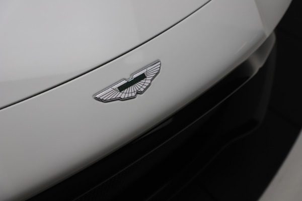 New 2020 Aston Martin Vantage Coupe for sale $190,259 at Maserati of Greenwich in Greenwich CT 06830 27