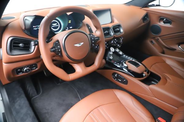 New 2020 Aston Martin Vantage Coupe for sale $190,259 at Maserati of Greenwich in Greenwich CT 06830 28