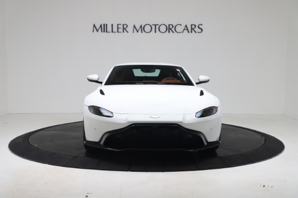 New 2020 Aston Martin Vantage Coupe for sale $190,259 at Maserati of Greenwich in Greenwich CT 06830 3