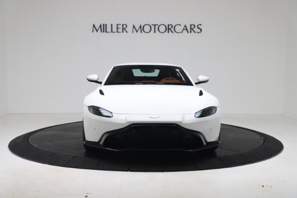New 2020 Aston Martin Vantage Coupe for sale $190,259 at Maserati of Greenwich in Greenwich CT 06830 4