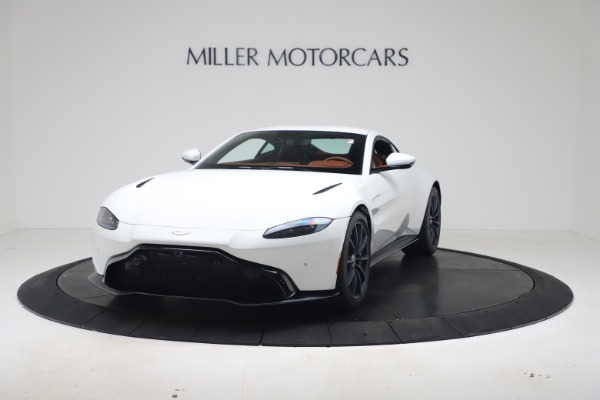 New 2020 Aston Martin Vantage Coupe for sale $190,259 at Maserati of Greenwich in Greenwich CT 06830 5