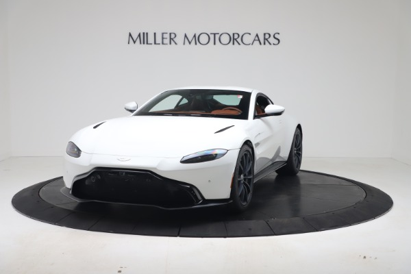 New 2020 Aston Martin Vantage Coupe for sale $190,259 at Maserati of Greenwich in Greenwich CT 06830 6