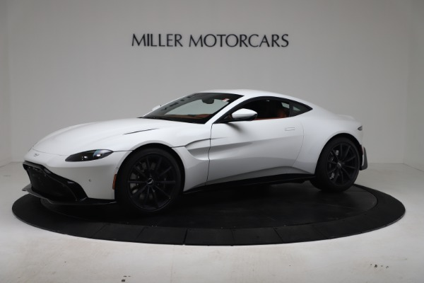 New 2020 Aston Martin Vantage Coupe for sale $190,259 at Maserati of Greenwich in Greenwich CT 06830 7