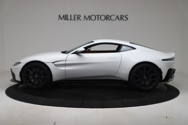 New 2020 Aston Martin Vantage Coupe for sale $190,259 at Maserati of Greenwich in Greenwich CT 06830 8