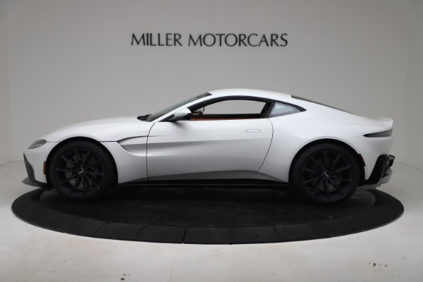 New 2020 Aston Martin Vantage Coupe for sale $190,259 at Maserati of Greenwich in Greenwich CT 06830 9