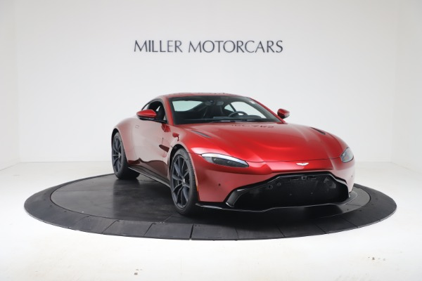 New 2020 Aston Martin Vantage Coupe for sale $195,459 at Maserati of Greenwich in Greenwich CT 06830 10