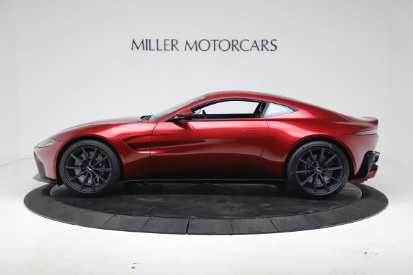 New 2020 Aston Martin Vantage Coupe for sale $195,459 at Maserati of Greenwich in Greenwich CT 06830 2