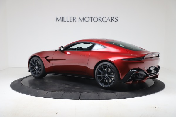 New 2020 Aston Martin Vantage Coupe for sale $195,459 at Maserati of Greenwich in Greenwich CT 06830 3