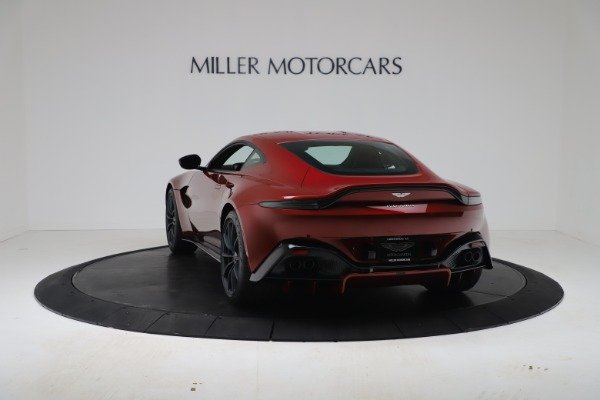 New 2020 Aston Martin Vantage Coupe for sale $195,459 at Maserati of Greenwich in Greenwich CT 06830 4