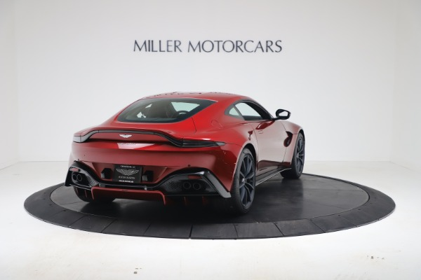 New 2020 Aston Martin Vantage Coupe for sale $195,459 at Maserati of Greenwich in Greenwich CT 06830 6