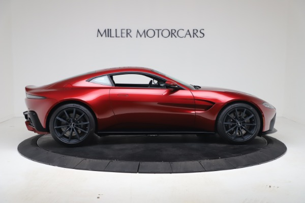 New 2020 Aston Martin Vantage Coupe for sale $195,459 at Maserati of Greenwich in Greenwich CT 06830 8