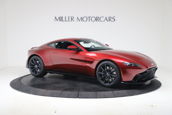 New 2020 Aston Martin Vantage Coupe for sale $195,459 at Maserati of Greenwich in Greenwich CT 06830 9