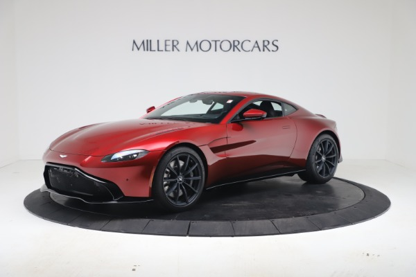 New 2020 Aston Martin Vantage Coupe for sale $195,459 at Maserati of Greenwich in Greenwich CT 06830 1