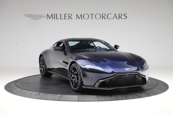 New 2020 Aston Martin Vantage AMR Coupe for sale $191,181 at Maserati of Greenwich in Greenwich CT 06830 10