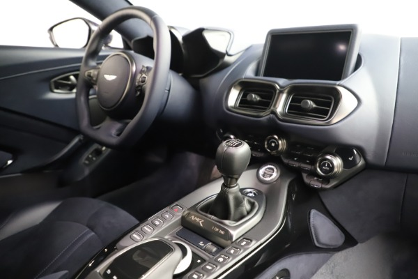 New 2020 Aston Martin Vantage AMR Coupe for sale $191,181 at Maserati of Greenwich in Greenwich CT 06830 16