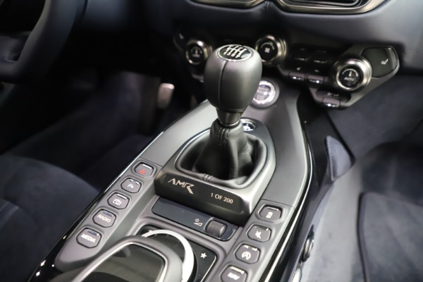 New 2020 Aston Martin Vantage AMR Coupe for sale $191,181 at Maserati of Greenwich in Greenwich CT 06830 17