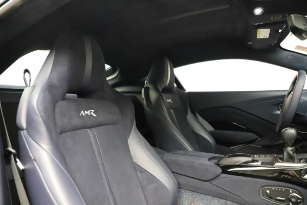 New 2020 Aston Martin Vantage AMR Coupe for sale $191,181 at Maserati of Greenwich in Greenwich CT 06830 18