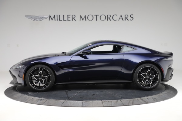 New 2020 Aston Martin Vantage AMR Coupe for sale $191,181 at Maserati of Greenwich in Greenwich CT 06830 2