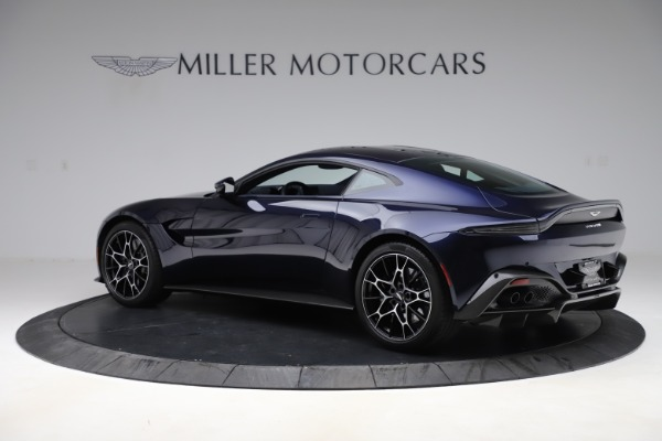 New 2020 Aston Martin Vantage AMR Coupe for sale $191,181 at Maserati of Greenwich in Greenwich CT 06830 3