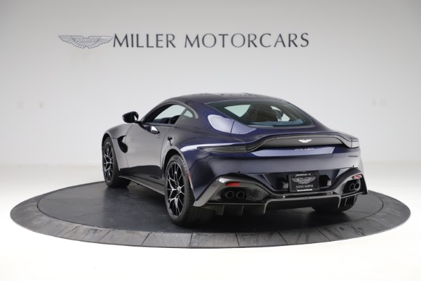 New 2020 Aston Martin Vantage AMR Coupe for sale $191,181 at Maserati of Greenwich in Greenwich CT 06830 4