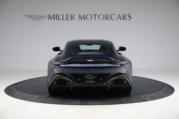 New 2020 Aston Martin Vantage AMR Coupe for sale $191,181 at Maserati of Greenwich in Greenwich CT 06830 5
