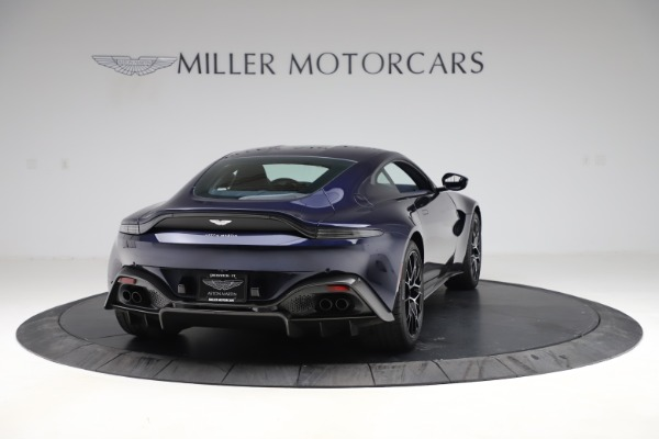 New 2020 Aston Martin Vantage AMR Coupe for sale $191,181 at Maserati of Greenwich in Greenwich CT 06830 6