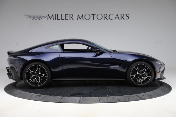 New 2020 Aston Martin Vantage AMR Coupe for sale $191,181 at Maserati of Greenwich in Greenwich CT 06830 8