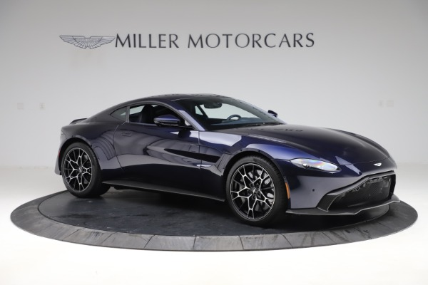 New 2020 Aston Martin Vantage AMR Coupe for sale $191,181 at Maserati of Greenwich in Greenwich CT 06830 9
