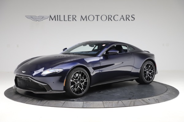 New 2020 Aston Martin Vantage AMR Coupe for sale $191,181 at Maserati of Greenwich in Greenwich CT 06830 1