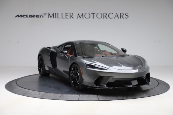 New 2020 McLaren GT Coupe for sale $247,275 at Maserati of Greenwich in Greenwich CT 06830 10