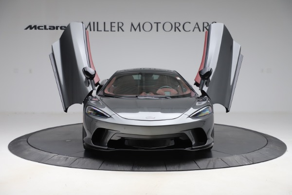 New 2020 McLaren GT Coupe for sale $247,275 at Maserati of Greenwich in Greenwich CT 06830 12